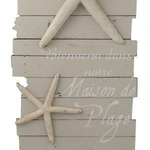 """Wandpanel """"Maison De Plage"""" groß"""